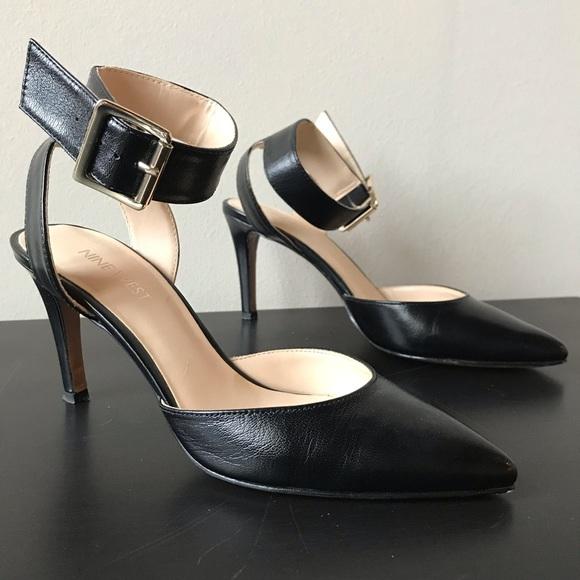 Nine West Ankle Strap Heel